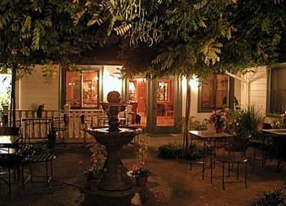 MacArthur Place - Sonoma's Historic Inn & Spa fountain