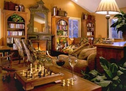 MacArthur Place - Sonoma's Historic Inn & Spa chess