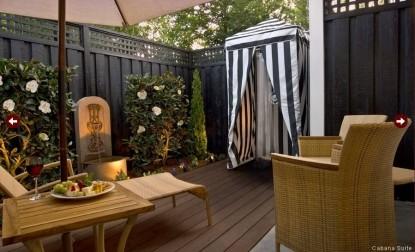 MacArthur Place - Sonoma's Historic Inn & Spa Cabana Suites