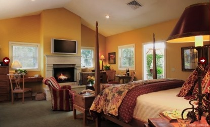 MacArthur Place - Sonoma's Historic Inn & Spa cottages
