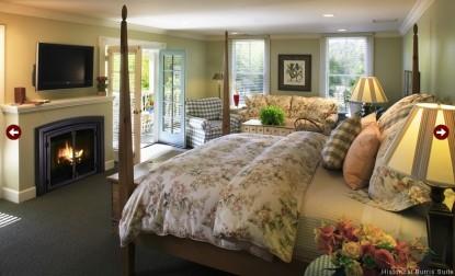 MacArthur Place - Sonoma's Historic Inn & Spa guestroom suites