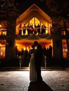 The Iris Inn wedding