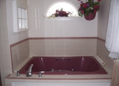 Dutch Colonial Inn Bed and Breakfast bathtub