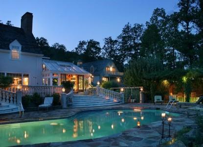 Inn at Bowman's Hill, swimming pool