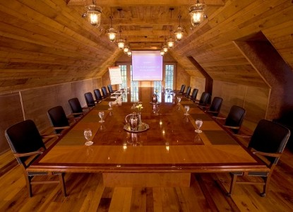 Inn at Bowman's Hill, conference room