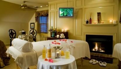 Inn at Bowman's Hill, massage room