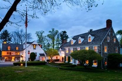 Inn at Bowman's Hill, exterior