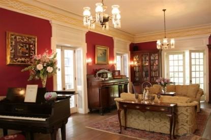 Hamanassett Bed and Breakfast piano