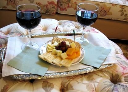Pettigru Place Bed & Breakfast wine