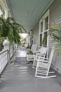 Ashford Manor, porch