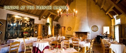 The French Manor dining