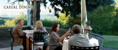 The French Manor casual dining