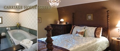 The French Manor carriage house suites