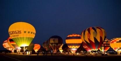 Tiffany's Bed & Breakfast hot air balloons