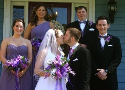 Cooper's Landing Inn & Traveler's Tavern wedding