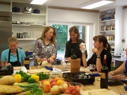 Cooper's Landing Inn & Traveler's Tavern cooking school