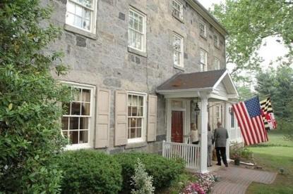 The Wayside Inn front of inn