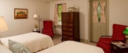 Fairville Inn Bed and Breakfast main house room 3