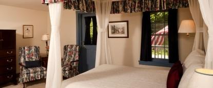 Fairville Inn Bed and Breakfast main house room 4