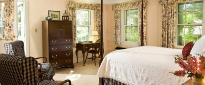 Fairville Inn Bed and Breakfast main house room 5