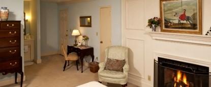 Fairville Inn Bed and Breakfast Springhouse Room 2