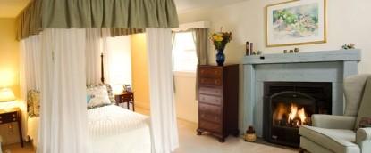 Fairville Inn Bed and Breakfast Springhouse Room 3