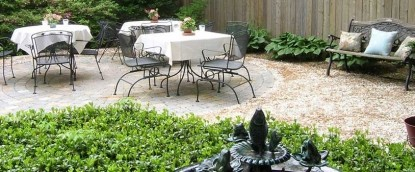 Fairville Inn Bed and Breakfast outdoor dining