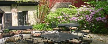 Fairville Inn Bed and Breakfast outdoors
