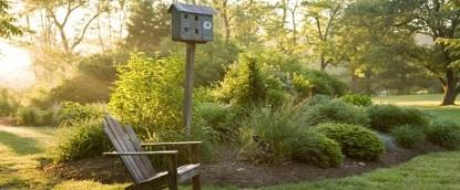 Fairville Inn Bed and Breakfast garden