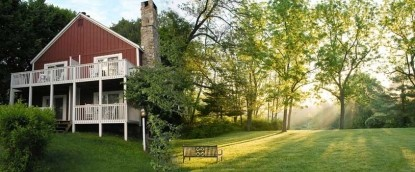 Fairville Inn Bed and Breakfast springhouse