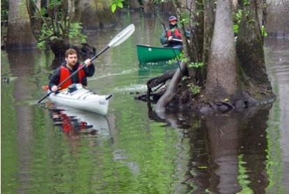 Big Mill Bed & Breakfast kayaking