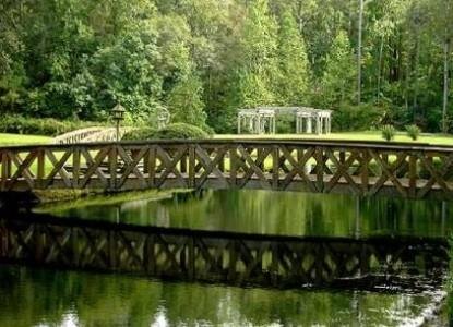 Big Mill Bed & Breakfast bridge
