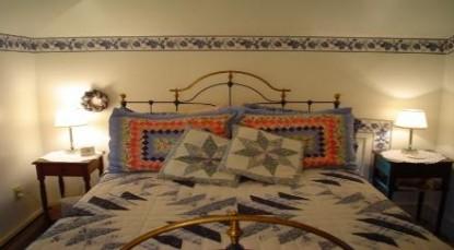 Cherry Creek Inn Bed & Breakfast, the loft suite