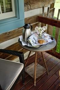 Burlington's Willis Graves Bed & Breakfast Inn tea
