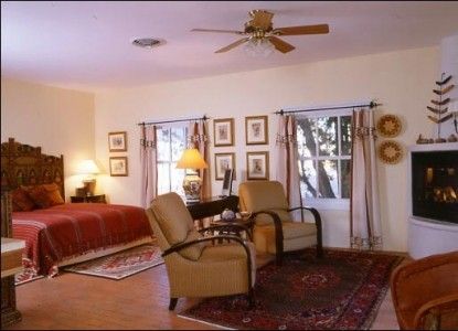 Casa Blanca Bed and Breakfast Inn Chaco suite