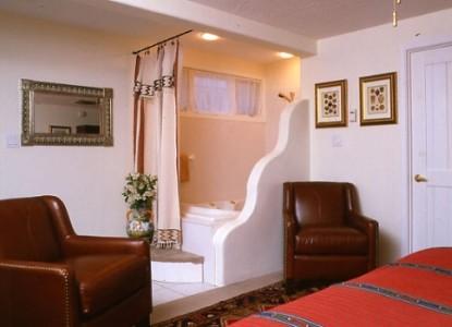 Casa Blanca Bed and Breakfast Inn garden room