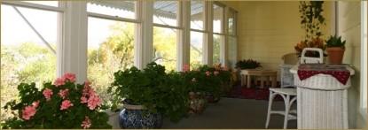 Casa Blanca Bed and Breakfast Inn bushes