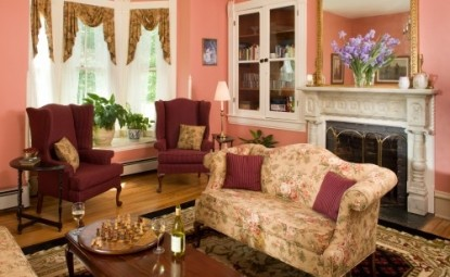 Afton Mountain Bed & Breakfast Parlor