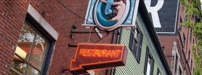 The Chadwick Bed & Breakfast, restaurant