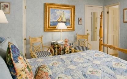 Blair House Bed & Breakfast bed