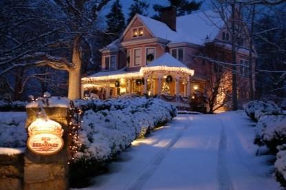 Beaufort House Inn-Snow