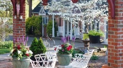 Beaufort House Inn-Outside Seating