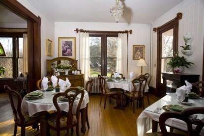 Beaufort House Inn-Dining Area