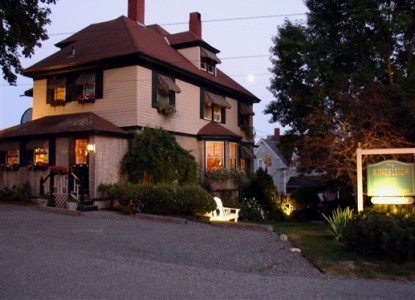 Kingsleigh Inn Bed & Breakfast, front view
