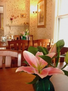 Kingsleigh Inn Bed & Breakfast, dining area