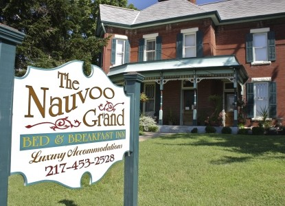 The Nauvoo Grand - an Unexpected Historic Treasure!