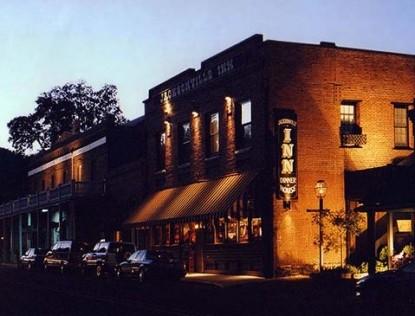 Jacksonville Inn Bed & Breakfast, Jacksonville inn