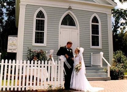 Jacksonville Inn Bed & Breakfast, wedding