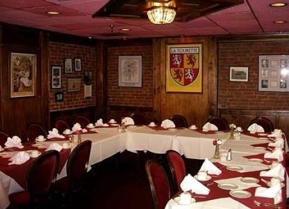 Jacksonville Inn Bed & Breakfast, Latourette room