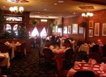 Jacksonville Inn Bed & Breakfast, the Williamson room